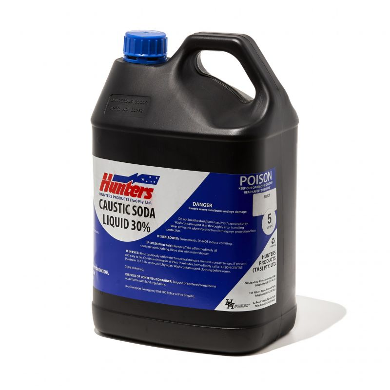 Caustic Soda Liquid 30 5 L