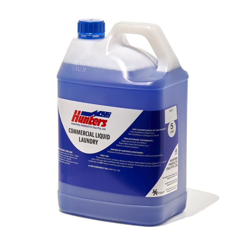 Commercial Liquid Laundry 5 L