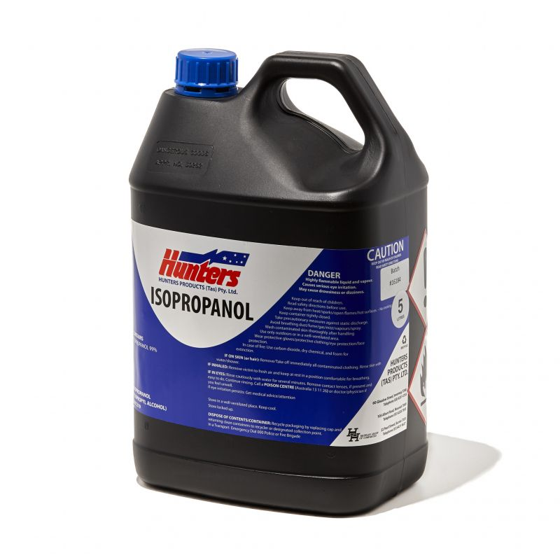 Industrial Chemicals Hunters Products