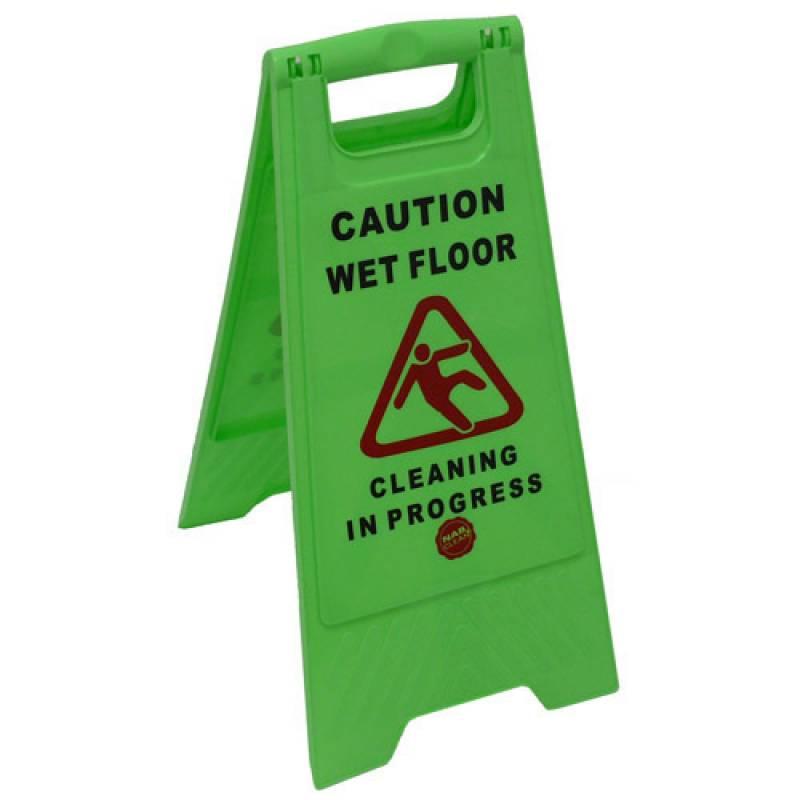 Green Caution